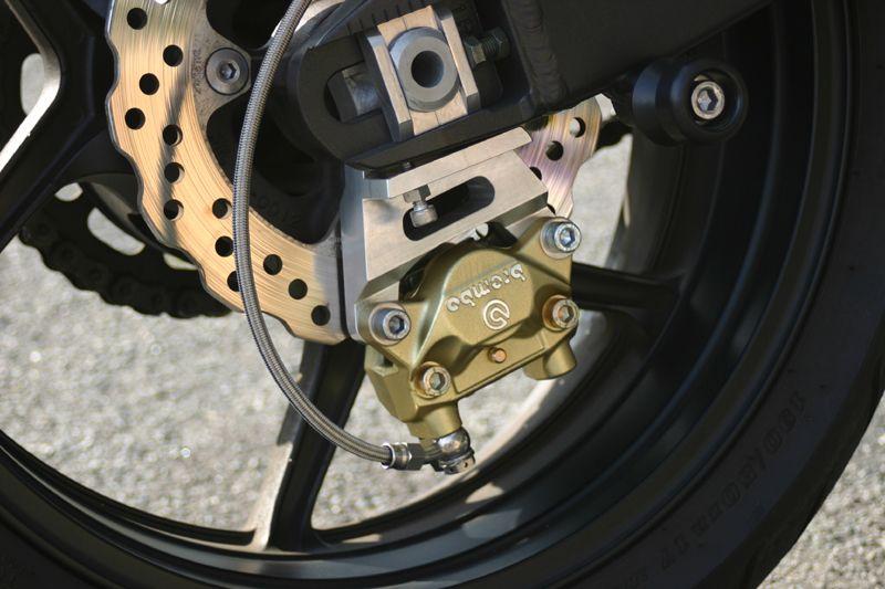 【Ladybird】LBP Brembo 後煞車卡鉗套件  2P 84 mm 後煞車卡鉗座 - 「Webike-摩托百貨」