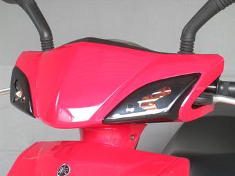【旭風防】速可達前方向燈裝飾組 - 「Webike-摩托百貨」