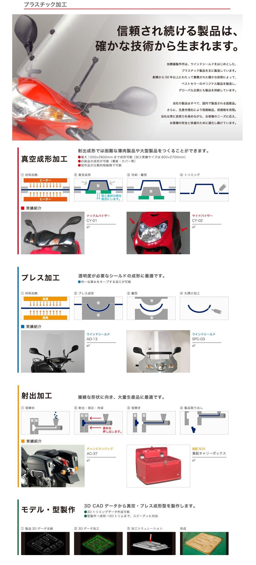 【旭風防】把手護弓 - 「Webike-摩托百貨」