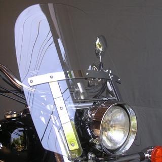 【旭風防】WS-37 擋風鏡 - 「Webike-摩托百貨」