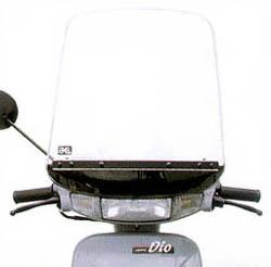 【旭風防】WS-50 axis擋風鏡 - 「Webike-摩托百貨」