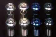【N PROJECT】不銹鋼空心油管螺絲 P1.25 (W) - 「Webike-摩托百貨」