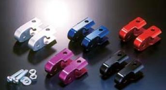【N PROJECT】SUPER BIKERS 轉接座 (紫) - 「Webike-摩托百貨」