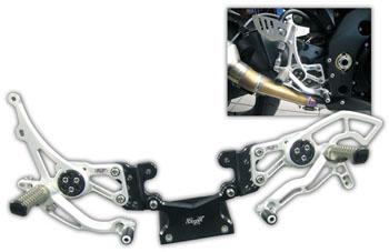 【Robby Moto Engineering】腳踏後移套件 Race model - 「Webike-摩托百貨」