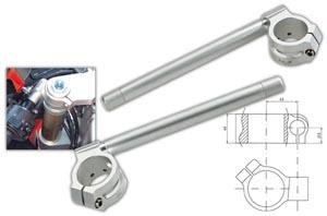 【Robby Moto Engineering】Sports Model 鋁合金 分離式把手  - 「Webike-摩托百貨」