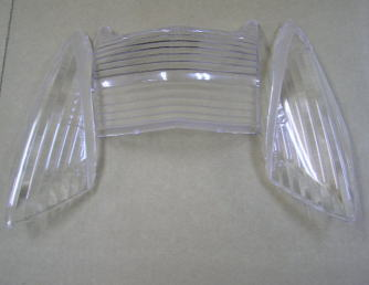 【KN企劃】透明尾燈燈殼&方向燈組 - 「Webike-摩托百貨」