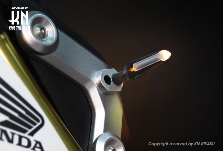KOSO コーソー:KOSO LEDウインカー マーズタイプ