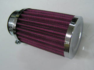 【KN企劃】通用型空氣濾芯 加大化油器用 Long Length Barrel 型 - 「Webike-摩托百貨」