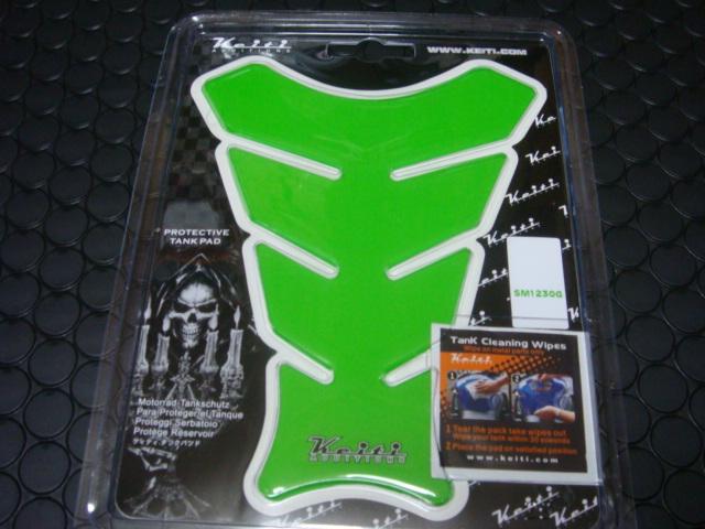 【KN企劃】KEITI油箱貼片(綠色) - 「Webike-摩托百貨」
