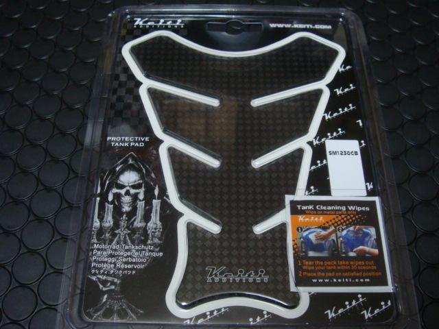 【KN企劃】KEITI油箱貼片(碳纖維樣式) - 「Webike-摩托百貨」
