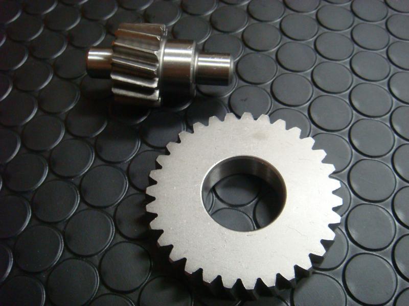 【KN企劃】4、加速齒輪套件 【2次側/15×31】 JOG90/AXIS90 - 「Webike-摩托百貨」