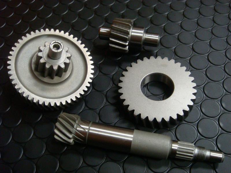 【KN企劃】7、加速齒輪套件【1次側+2次側/13×48+14×31】JOG90/AXIS90 - 「Webike-摩托百貨」