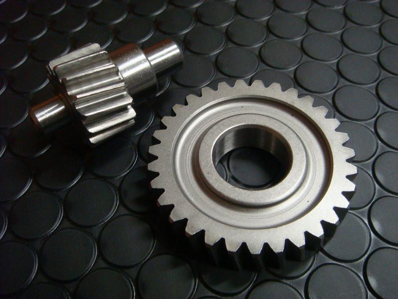 【KN企劃】1、加速齒輪套件 【2次側/14×32】 JOG50【3KJ/3YK】 - 「Webike-摩托百貨」