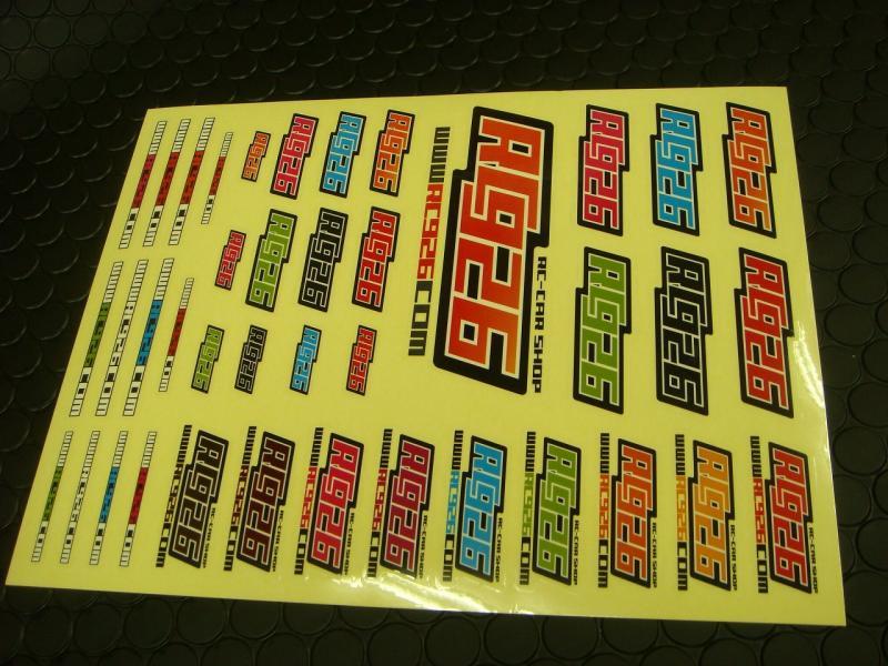 【KN企劃】KN企画 貼紙組【RC926】 - 「Webike-摩托百貨」