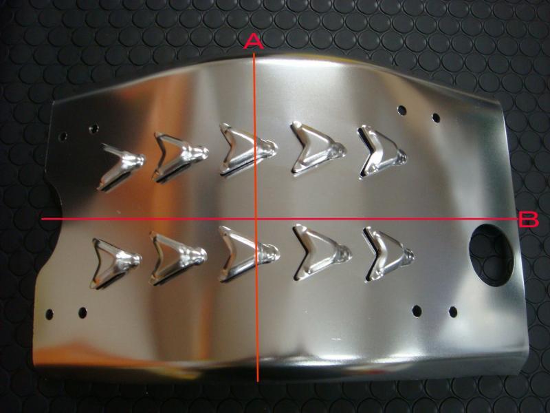 【KN企劃】 通用型 後土除  通用型 引擎護板 - 「Webike-摩托百貨」