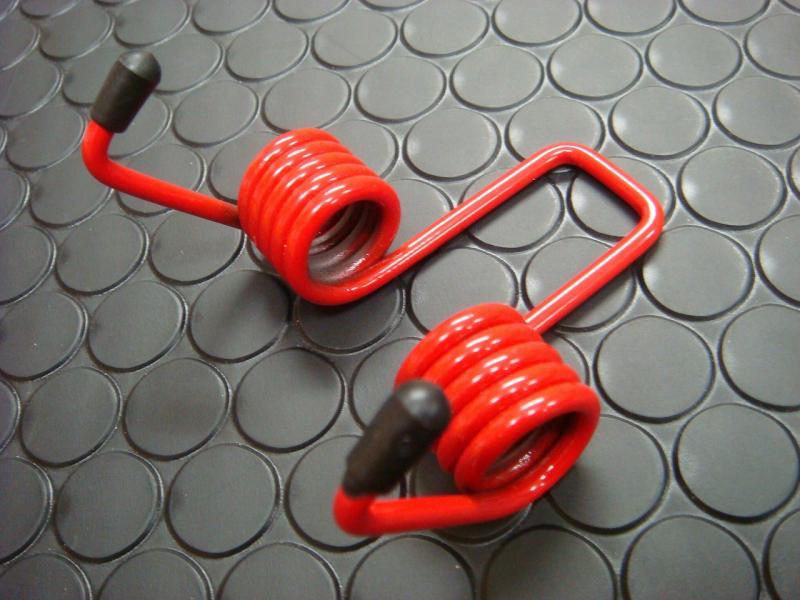 【KN企劃】BWS125 座椅彈簧阻尼器 [紅色] - 「Webike-摩托百貨」