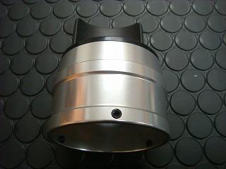 【KN企劃】Cygnus X 【台灣版33φ】 BWS125 鋁合金前叉防塵蓋蓋【銀色】 - 「Webike-摩托百貨」