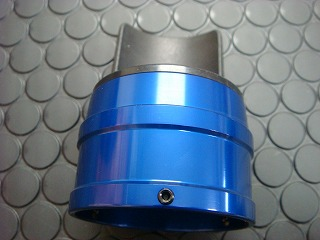 【KN企劃】Cygnus X 【台灣版33φ】 BWS125 鋁合金前叉防塵蓋蓋【藍色】 - 「Webike-摩托百貨」