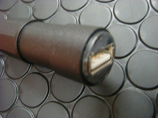 【KN企劃】車載用 USB電源供應器 【鋁合金本體/黑色】 - 「Webike-摩托百貨」