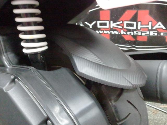 【KN企劃】Address V125 後土除 - 「Webike-摩托百貨」