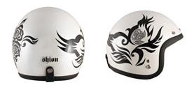 【SPEED PIT】BS-6DX ROSEHEART Small Jet 小型四分之三安全帽 - 「Webike-摩托百貨」