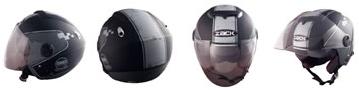 【SPEED PIT】ZJ-3 Zack Jet 四分之三安全帽 - 「Webike-摩托百貨」