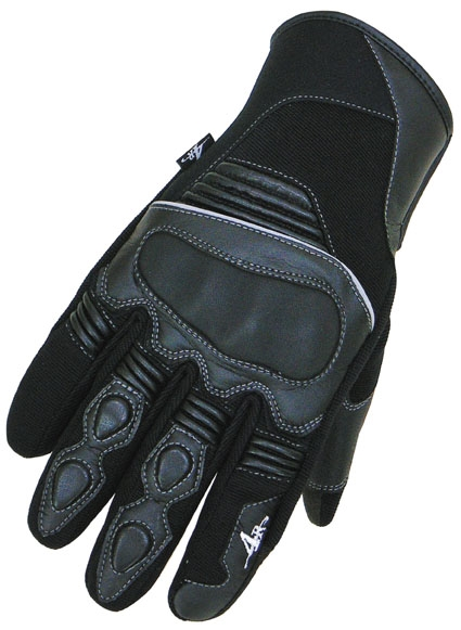 【4R】Realism F-13B硬式防護冬季手套/黑色 - 「Webike-摩托百貨」
