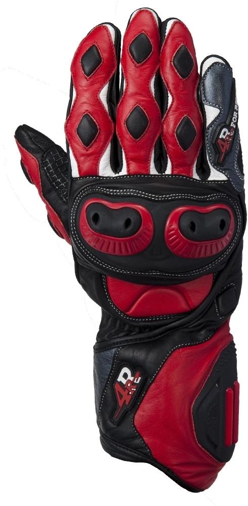 【4R】硬式防護手套 RG-02 - 「Webike-摩托百貨」