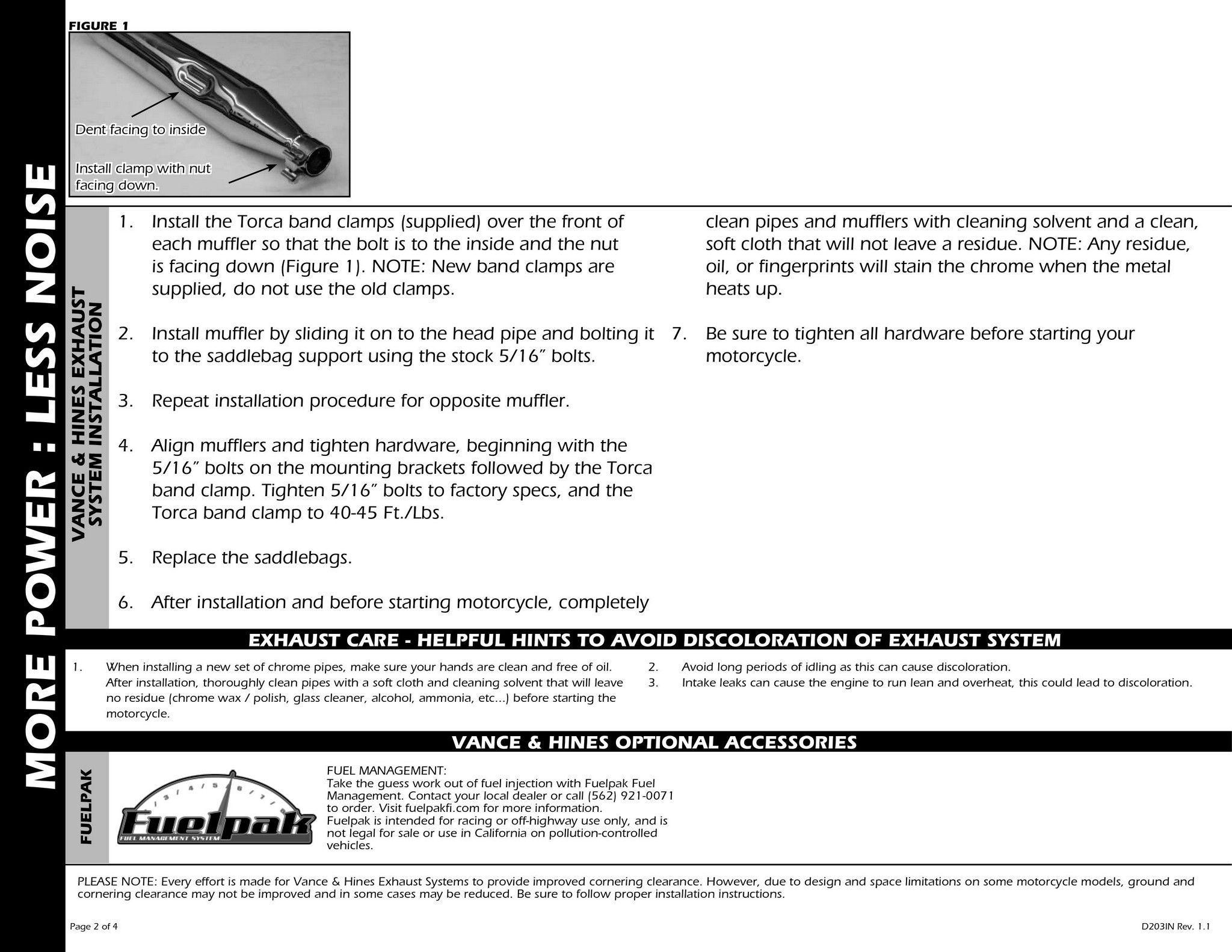 【VANCE&HINES】TWIN SLASH Round排氣管尾段 - 「Webike-摩托百貨」