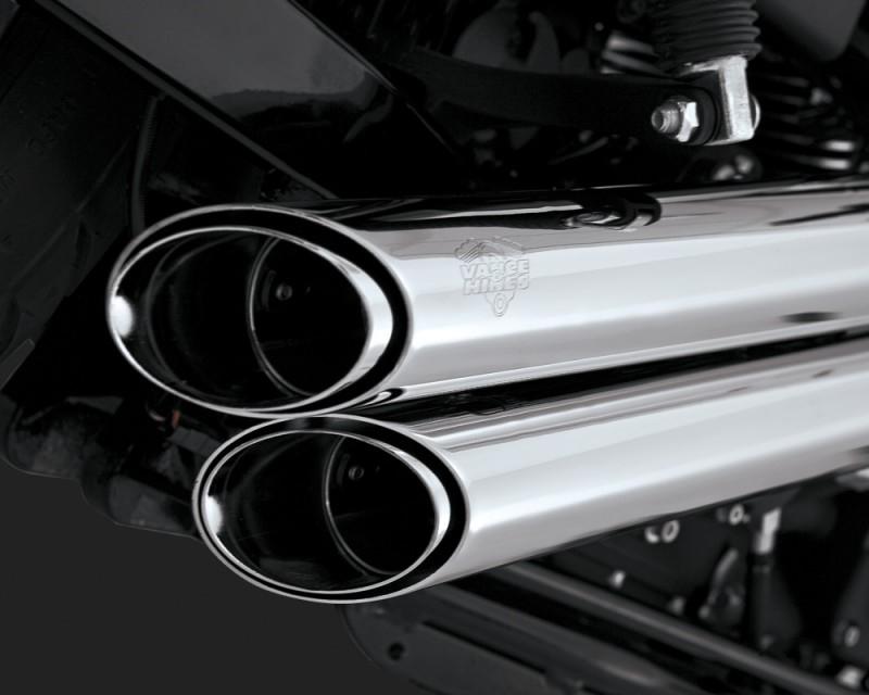 【VANCE&HINES】SIDESHOTS 全段排氣管 - 「Webike-摩托百貨」