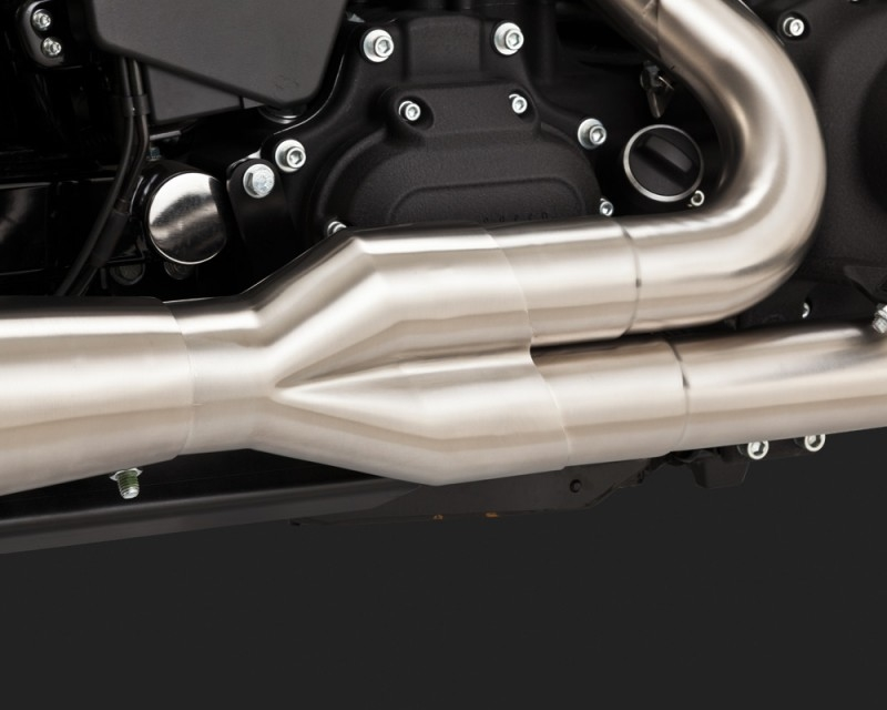 【VANCE&HINES】HI-OUTPUT 2-INTO-1 全段排氣管 - 「Webike-摩托百貨」