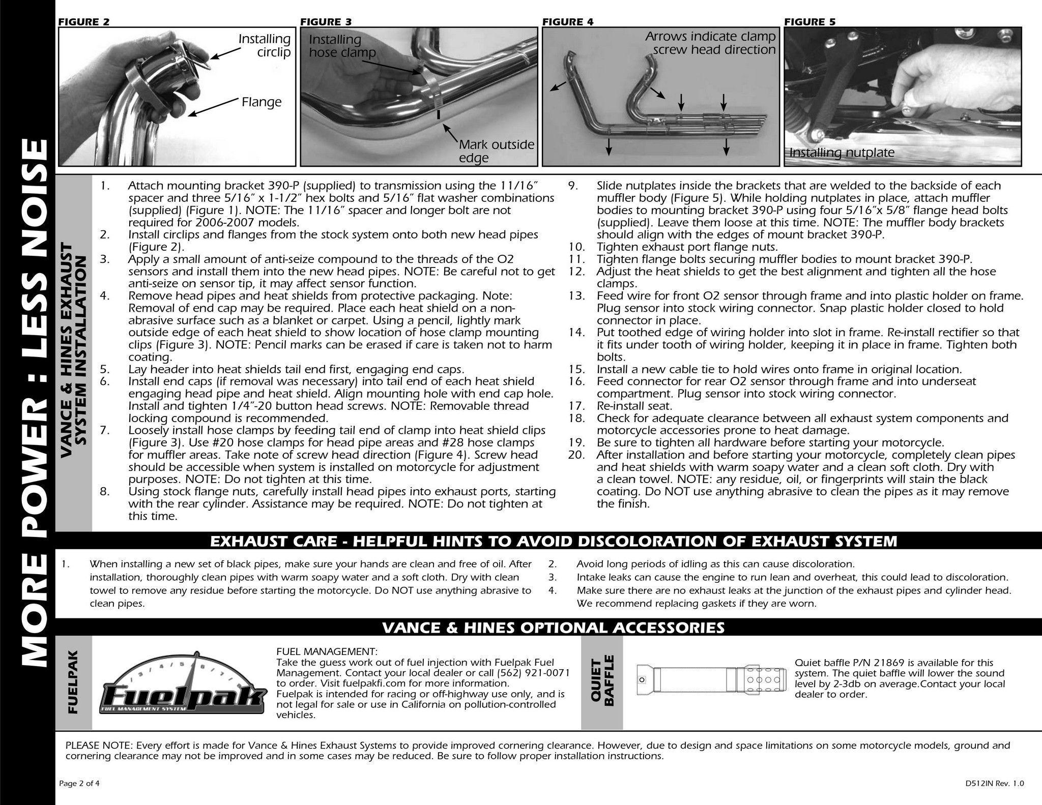 【VANCE&HINES】BIG SHOTS STAGGERED BLACK 全段排氣管 - 「Webike-摩托百貨」