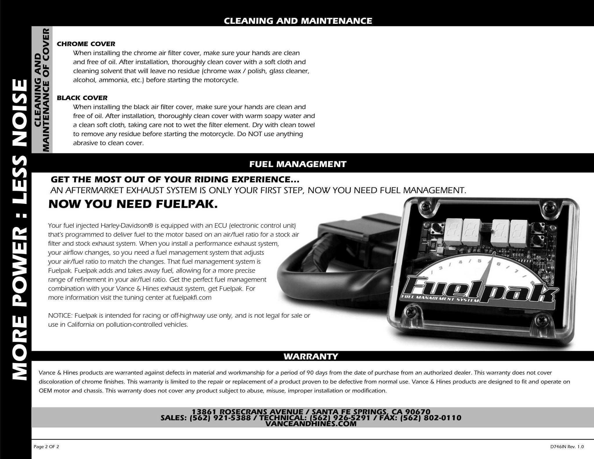 【VANCE&HINES】SKULLCAP COVER MULTI-FIT 99-11 空濾外蓋(選配及維修用) - 「Webike-摩托百貨」