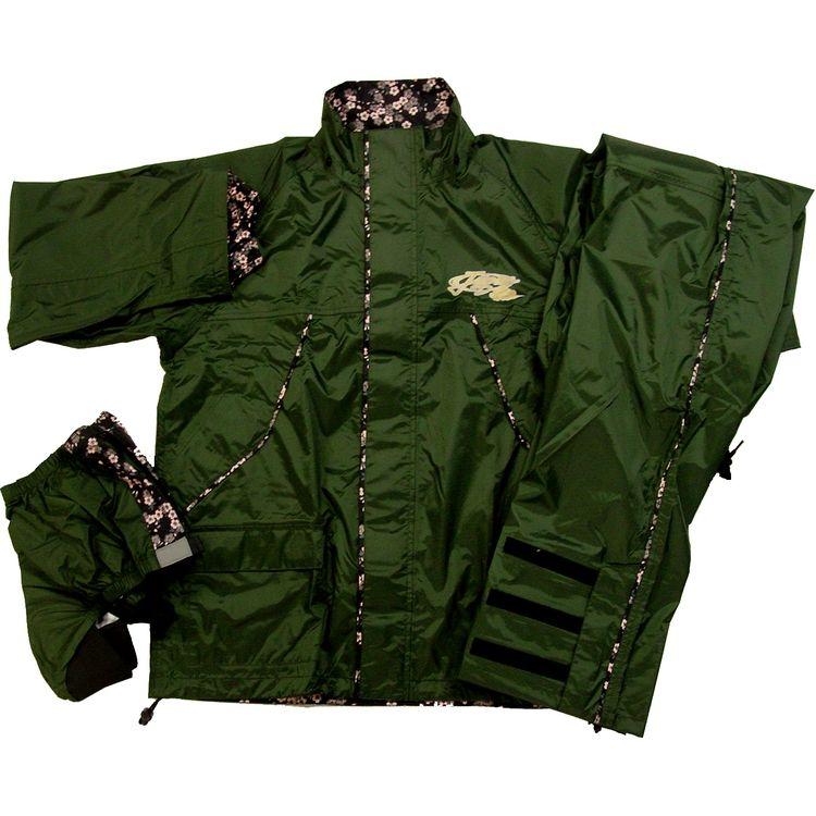 【JUQUE】RJ006 成套雨衣 - 「Webike-摩托百貨」