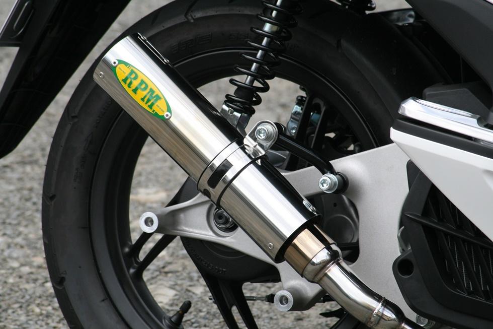 【RPM】RPM 全段排氣管 - 「Webike-摩托百貨」