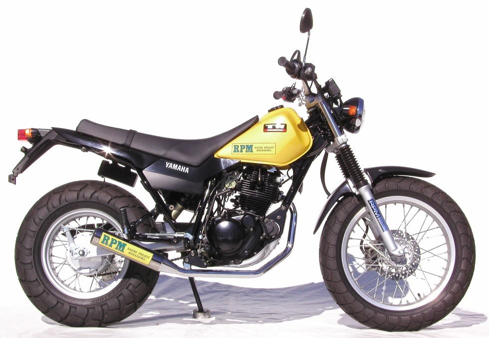 【RPM】250SingleII全段排氣管 - 「Webike-摩托百貨」