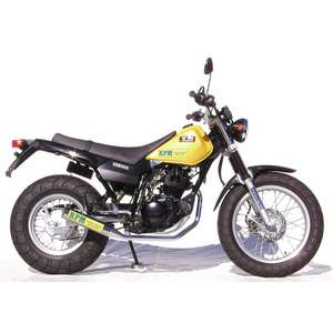 RPM 250 Single II Full Exhaust System