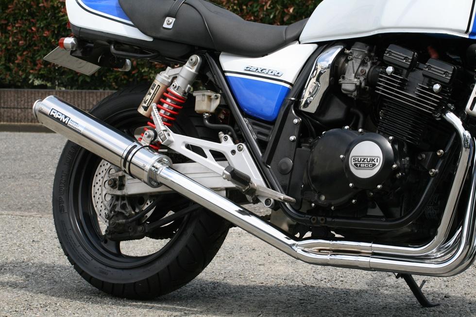 【RPM】NEW-RPM4in2in1全段排氣管 - 「Webike-摩托百貨」