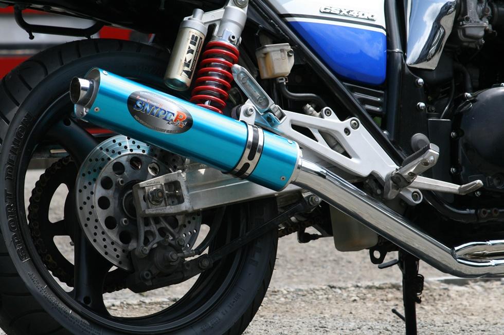 【RPM】SNIPER 全段排氣管 - 「Webike-摩托百貨」