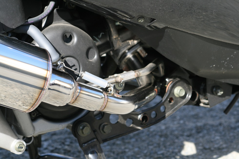 【RPM】80D-RAPTOR 鈦合金 全段排氣管 - 「Webike-摩托百貨」