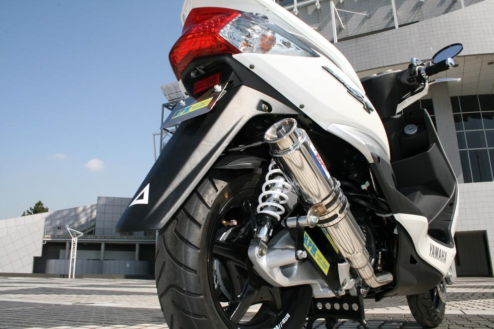 【RPM】80D-RAPTOR 鈦合金全段排氣管 - 「Webike-摩托百貨」