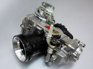 【BORE ACE】FCR 大型化油器本體用 喇叭口 (35、37、39、41) - 「Webike-摩托百貨」