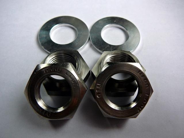 【BORE ACE】後搖臂用 強化鋁合金墊片單體 - 「Webike-摩托百貨」