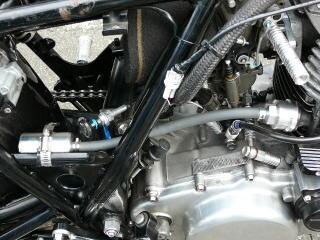 【BORE ACE】汽缸頭容積擴大用 旁通管套件 (凸輪軸蓋用) - 「Webike-摩托百貨」