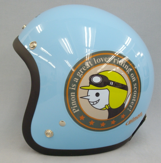 【72JAM】yokogao pinon 四分之三安全帽  - 「Webike-摩托百貨」