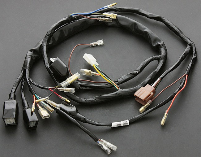 【PMC】Z1/Z2 強化 Counter measure 線束 主線束 - 「Webike-摩托百貨」
