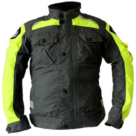 Neon Shell Jacket