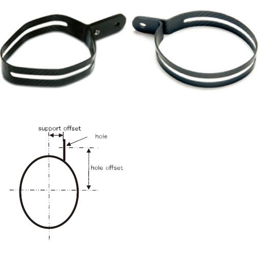 【AKRAPOVIC】消音器吊環(維修用) - 「Webike-摩托百貨」