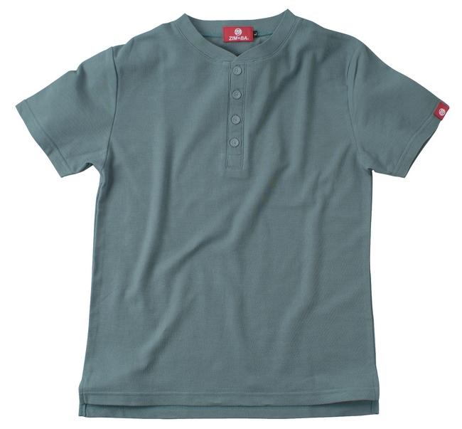 【ZIMBA】Henley 亨利領衫 - 「Webike-摩托百貨」