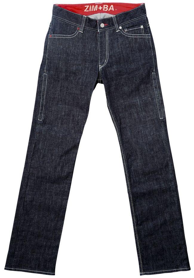 【ZIMBA】Flap Pocket丹寧牛仔褲 4010 - 「Webike-摩托百貨」